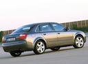 Фото авто Audi A4 B6, ракурс: 225 цвет: серебряный