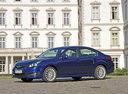 Фото авто Subaru Legacy 5 поколение, ракурс: 90 цвет: синий