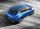 Фото авто Opel Grandland X 1 поколение, ракурс: сверху цвет: синий