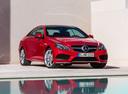Фото авто Mercedes-Benz E-Класс W212/S212/C207/A207 [рестайлинг], ракурс: 315 цвет: красный