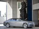 Фото авто Bentley Flying Spur 1 поколение, ракурс: 270 цвет: серый