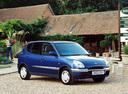 Фото авто Daihatsu Sirion 1 поколение, ракурс: 45