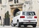 Фото авто Chevrolet Orlando 1 поколение, ракурс: 135 цвет: белый