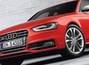 Фото авто Audi S4 B8/8K [рестайлинг], ракурс: передняя часть