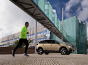 Фото авто Peugeot 5008 2 поколение, ракурс: 270 цвет: бежевый