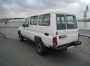 Фото авто Toyota Land Cruiser J70 [3-й рестайлинг], ракурс: 135