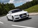 Фото авто Audi A7 4G [рестайлинг], ракурс: 315 цвет: белый