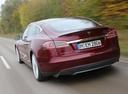 Фото авто Tesla Model S 1 поколение, ракурс: 180
