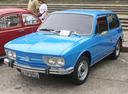 Фото авто Volkswagen Brasilia 1 поколение, ракурс: 45