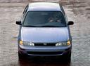 Фото авто Toyota Corolla E100,  цвет: голубой