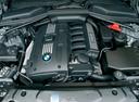 Фото авто BMW 5 серия E60/E61 [рестайлинг], ракурс: двигатель