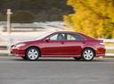 Фото авто Toyota Camry XV40, ракурс: 90 цвет: красный