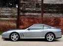 Фото авто Ferrari 550 1 поколение, ракурс: 90