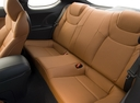 Фото авто Hyundai Genesis 1 поколение, ракурс: задние сиденья