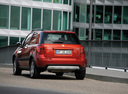 Фото авто Suzuki SX4 1 поколение [рестайлинг], ракурс: 135 цвет: красный