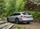 Фото авто Opel Insignia B, ракурс: 135 цвет: серебряный