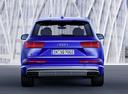 Фото авто Audi SQ7 4M, ракурс: 180 цвет: синий