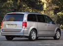 Фото авто Dodge Caravan 5 поколение [рестайлинг], ракурс: 225 цвет: серый