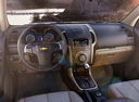Фото авто Chevrolet TrailBlazer 2 поколение, ракурс: торпедо