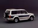 Фото авто Mitsubishi Montero 2 поколение, ракурс: 225