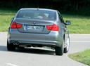 Фото авто BMW 3 серия E90/E91/E92/E93 [рестайлинг], ракурс: 180 цвет: серебряный