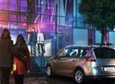 Фото авто Renault Scenic 3 поколение [2-й рестайлинг], ракурс: 135 цвет: бежевый