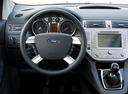 Фото авто Ford Kuga 1 поколение, ракурс: рулевое колесо