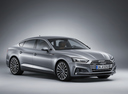 Фото авто Audi A5 2 поколение, ракурс: 315 - рендер цвет: серый