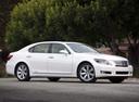 Фото авто Lexus LS 4 поколение [рестайлинг], ракурс: 315
