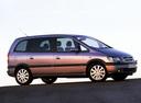 Фото авто Opel Zafira A [рестайлинг], ракурс: 270
