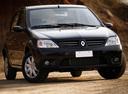 Фото авто Renault Logan 1 поколение, ракурс: 315 цвет: черный