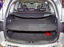Фото авто Haval H6 1 поколение, ракурс: багажник цвет: серебряный