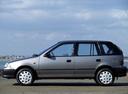 Фото авто Suzuki Swift 2 поколение, ракурс: 90
