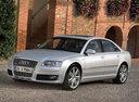 Фото авто Audi S8 D3, ракурс: 45