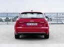 Фото авто Audi A3 8V [рестайлинг], ракурс: 180 цвет: красный