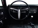 Фото авто Chevrolet Chevelle 2 поколение, ракурс: рулевое колесо