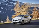 Фото авто BMW 2 серия Active Tourer F45 [рестайлинг], ракурс: 45 цвет: белый