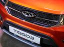 Фото авто Chery Tiggo 2 1 поколение, ракурс: передняя часть