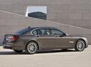 Фото авто BMW 7 серия F01/F02 [рестайлинг], ракурс: 270 цвет: коричневый