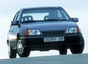 Фото авто Opel Kadett E [рестайлинг],