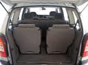 Фото авто Chevrolet Zafira 1 поколение [рестайлинг], ракурс: багажник