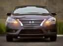 Фото авто Nissan Sentra B17,  цвет: серый