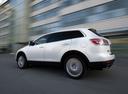Фото авто Mazda CX-9 1 поколение, ракурс: 135 цвет: белый