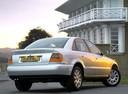 Фото авто Audi A4 B5, ракурс: 225 цвет: серебряный