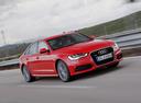 Фото авто Audi A6 4G/C7, ракурс: 315 цвет: красный