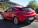 Фото авто Opel Astra J [рестайлинг], ракурс: 135 цвет: красный