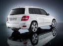 Фото авто Mercedes-Benz GLK-Класс X204, ракурс: 225 цвет: белый