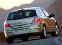 Фото авто Opel Astra H, ракурс: 225 цвет: бежевый