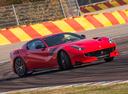 Фото авто Ferrari F12berlinetta 1 поколение, ракурс: 315 цвет: красный