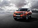 Фото авто Peugeot 3008 2 поколение, ракурс: 45 цвет: бронзовый